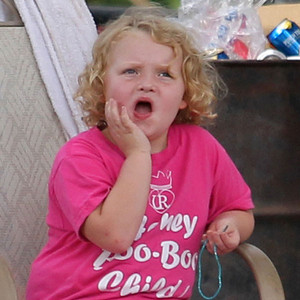 Honey boo Boo- Lemonade Sale
