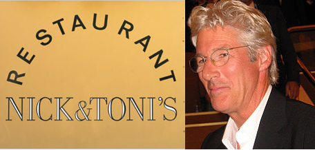 Richard Gere kicked out of restaurant