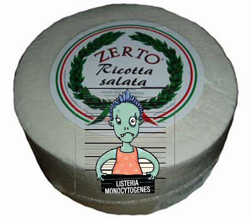 Italian Cheese Causes Illness and death