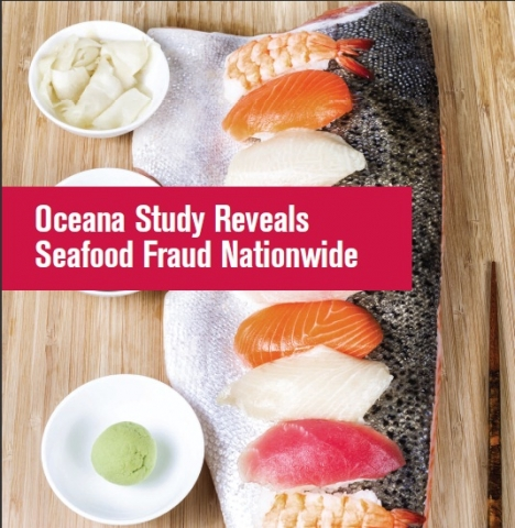 Seafood fraud 1