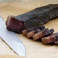 smoked-deer-jerky-cut-into-slices