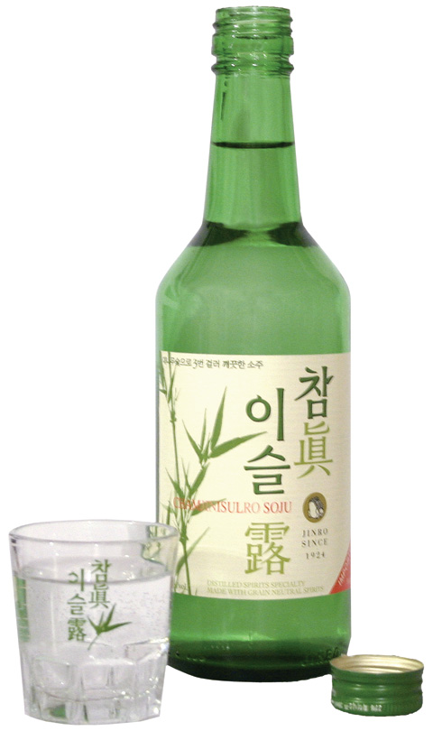 Sujo is one of the most popular drinks in Korea