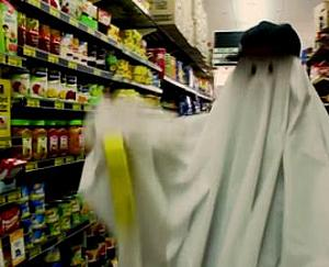 Spooked Supermarket