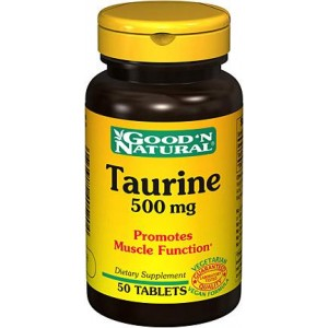 Taurine has antiseizure properties