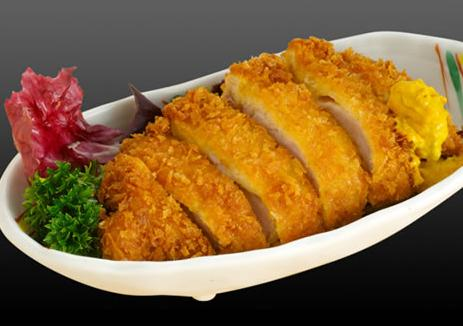 Tonkatsu - A tasty high-protein and low-carb snack
