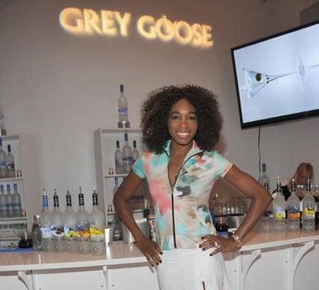 Grey Goose Cocktail Named after Venus Williams