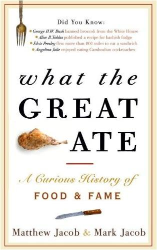 What the great ate? - Book Cover