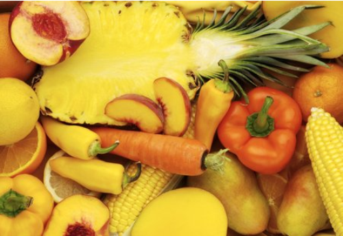 yellow-orange-fruits-vegetables