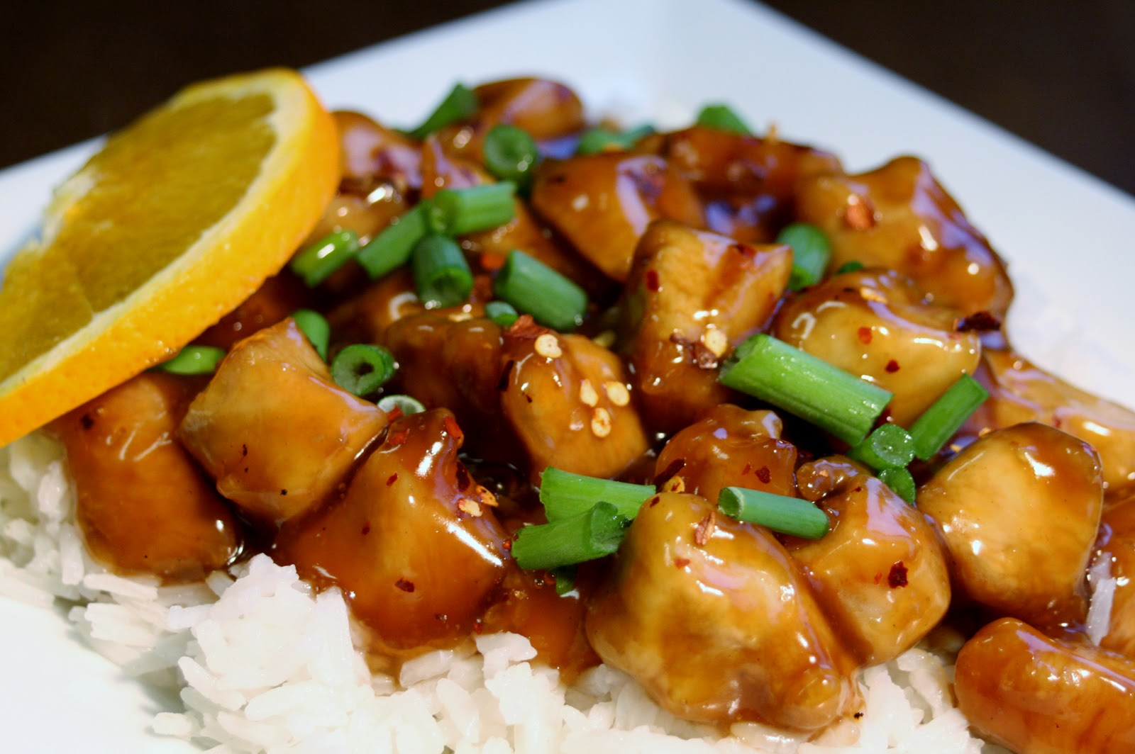 Lemon And Orange Chicken picture
