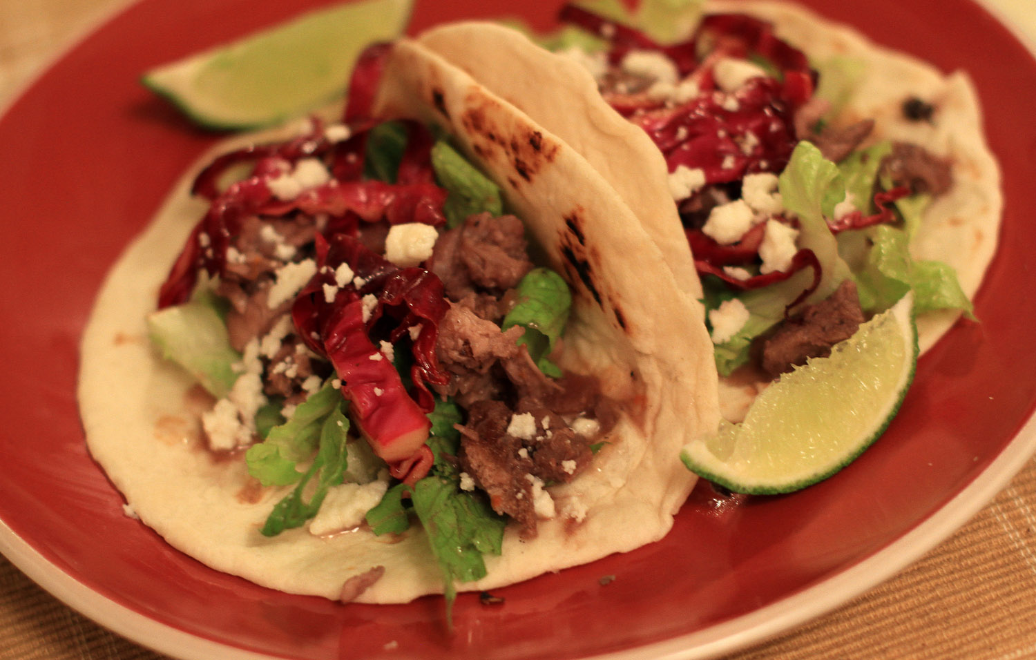 Drunken Braised Short Rib Tacos picture