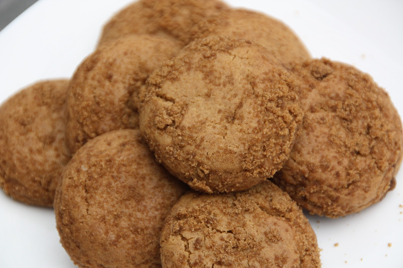 Molasses Ginger Cookies picture