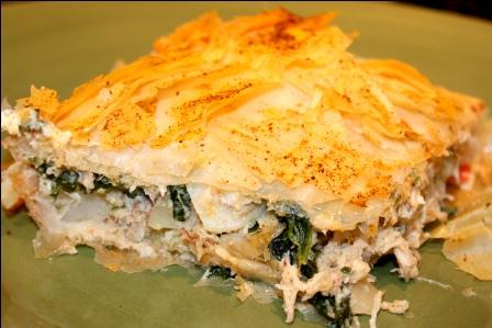 Crab Meat Casserole picture