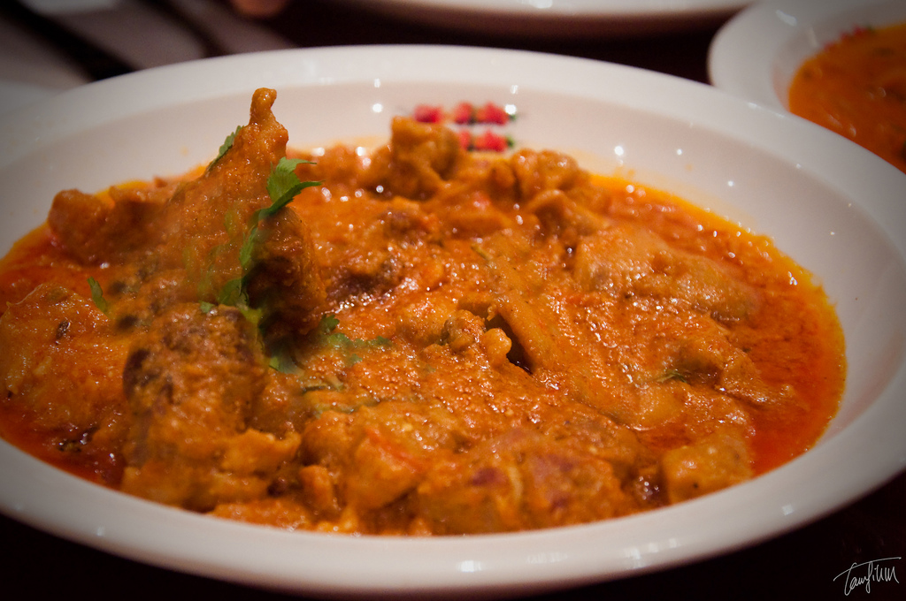 Indian Chicken Curry picture