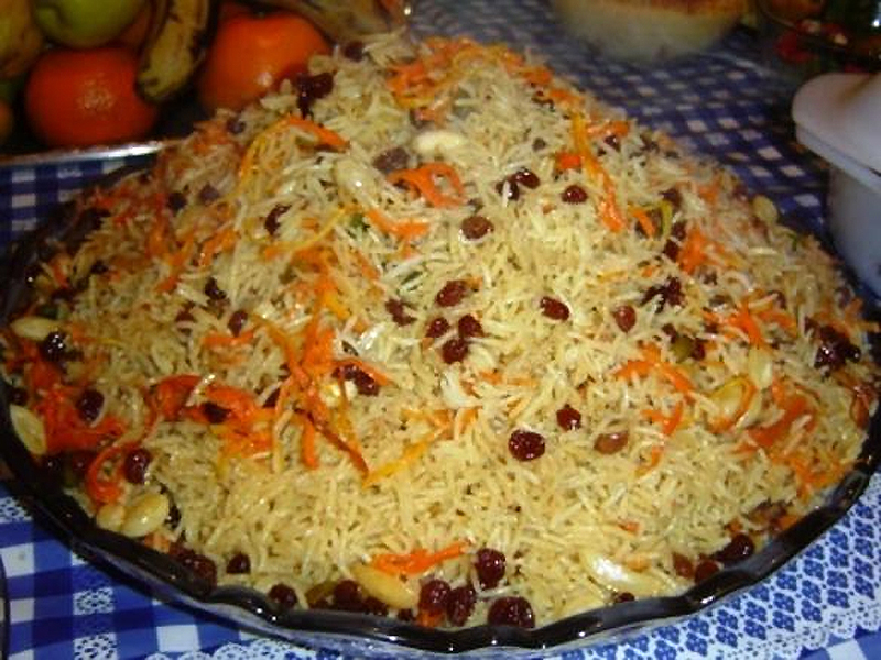 Indian Rice picture