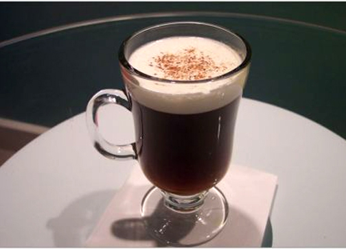 Irish Coffee With Instant Coffee picture