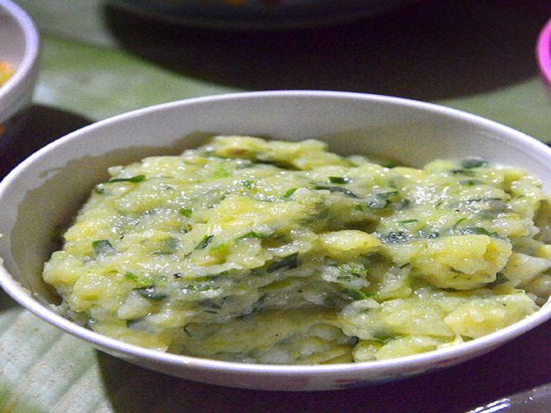 Irish Colcannon picture