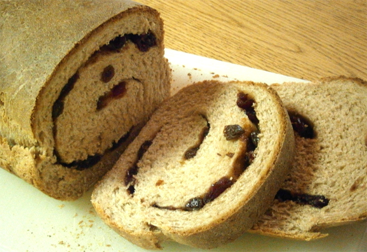Irish Fruit Bread picture