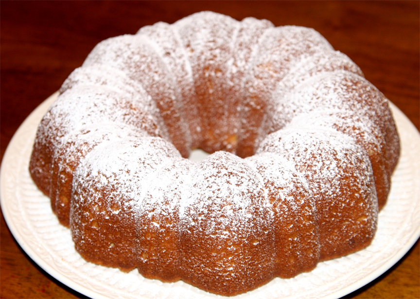 Irish Pound Cake picture