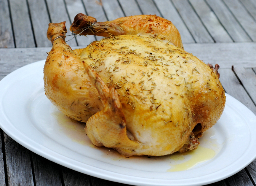 Irish Roast Chicken picture