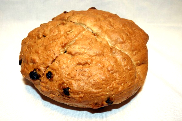 Irish Soda Bread With Currants  picture
