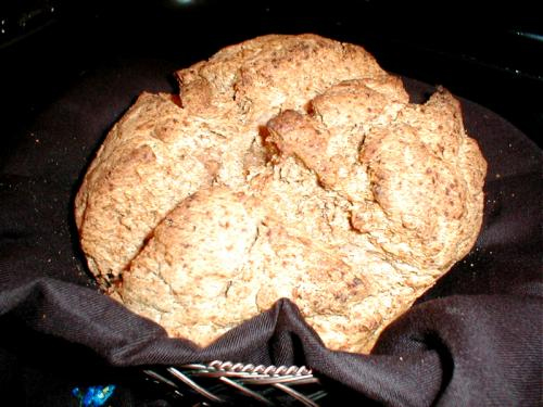 Irish Soda Bread With Raisins picture