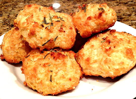 Irish Soda Drop Biscuits picture