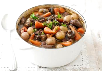 Seitan Irish Stew picture