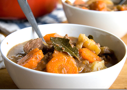 Old Fashioned Irish Stew picture