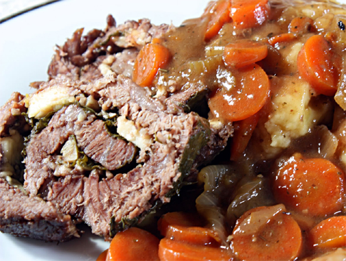Irish Style Chuck Roast picture