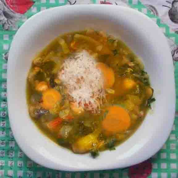ITALIAN RICE SOUP picture
