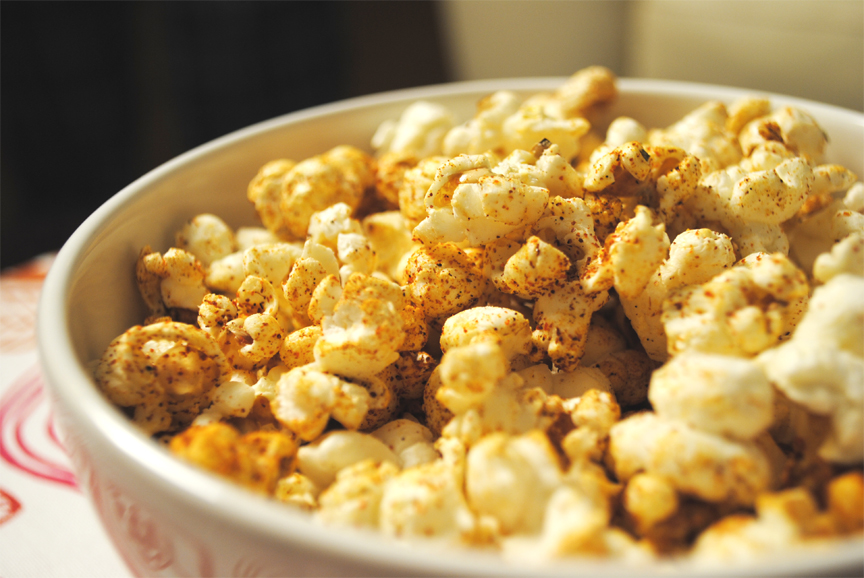 Italian Seasoned Popcorn picture