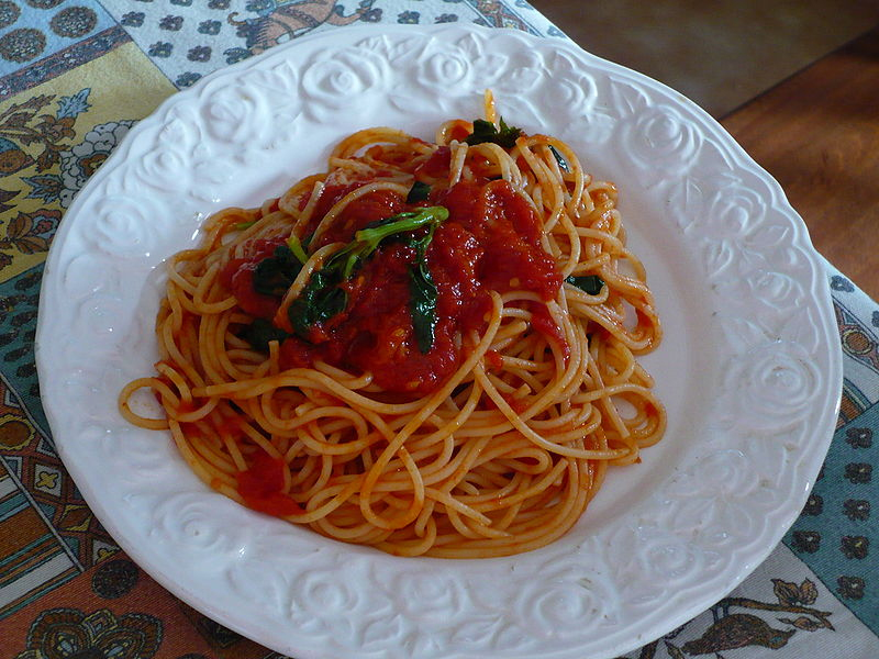 Betty Ellis' Italian Spaghetti picture