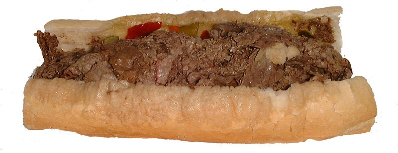 Italian Steak Sandwiches    picture