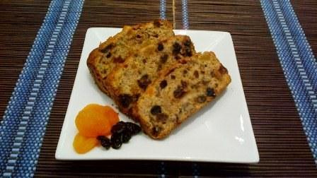 Jamaican Light Fruit Cake picture