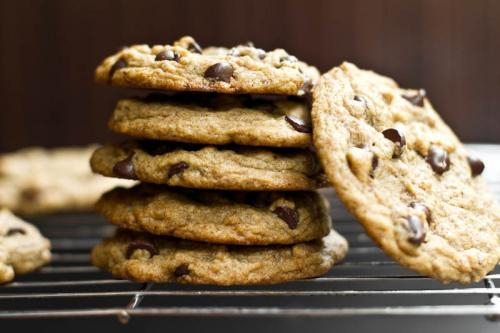 Jeannie's Triple Chocolate Chip Cookies picture