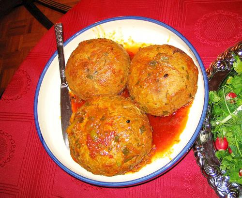 Keema Kofta Curry picture