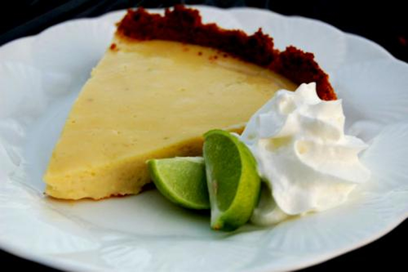 Festive Lime Pie picture