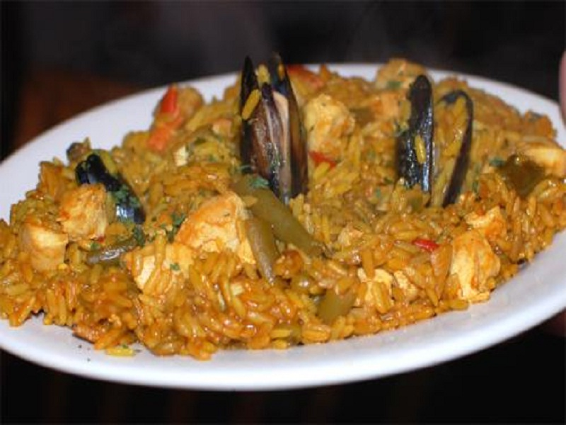 Key West Paella picture