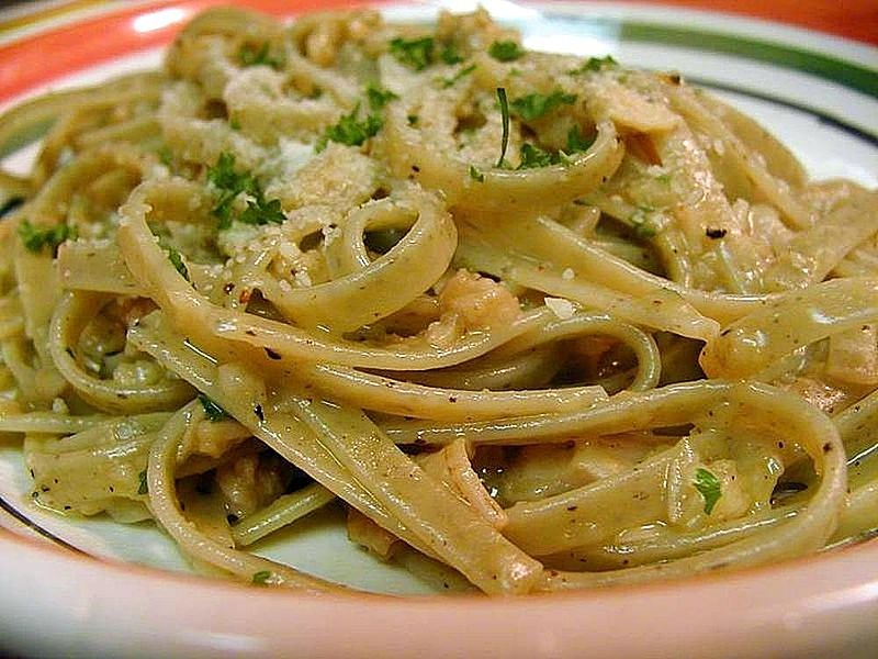 King Crab Fettuccine picture