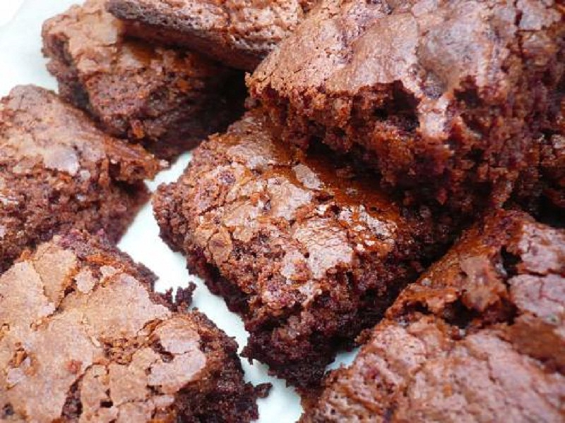 Kirkland Signature Trail Mix Brownies picture
