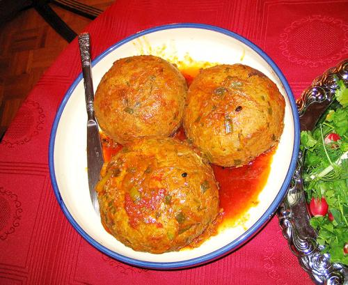 Vegetable Kofta picture
