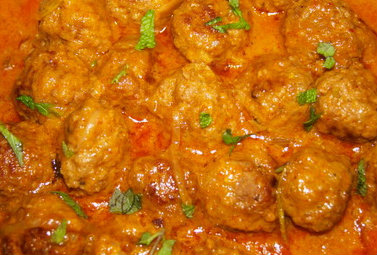 Nilgiri Kofta In Tomato Onion Gravy picture