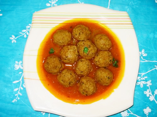 Kofta Curry picture