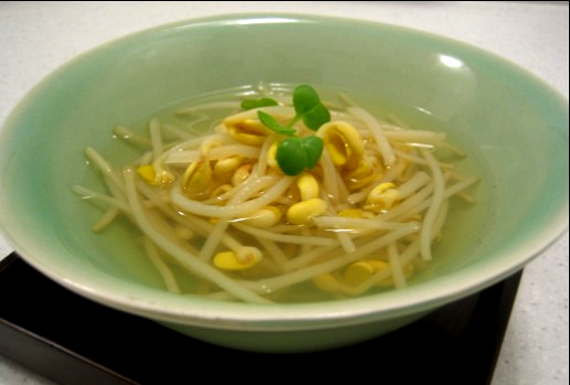 Korean Bean Sprout Soup picture