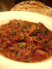 Lamb with Lentils picture