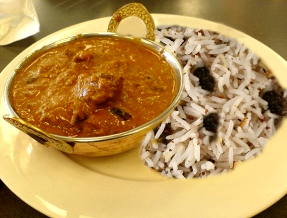Lamb Curry Calcutta picture