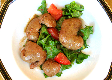 Lamb Kidneys In Their Jackets picture