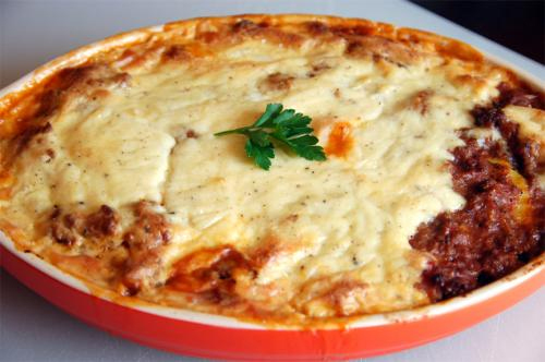 Lamb Moussaka picture