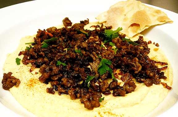 Garlic Lamb Spread picture
