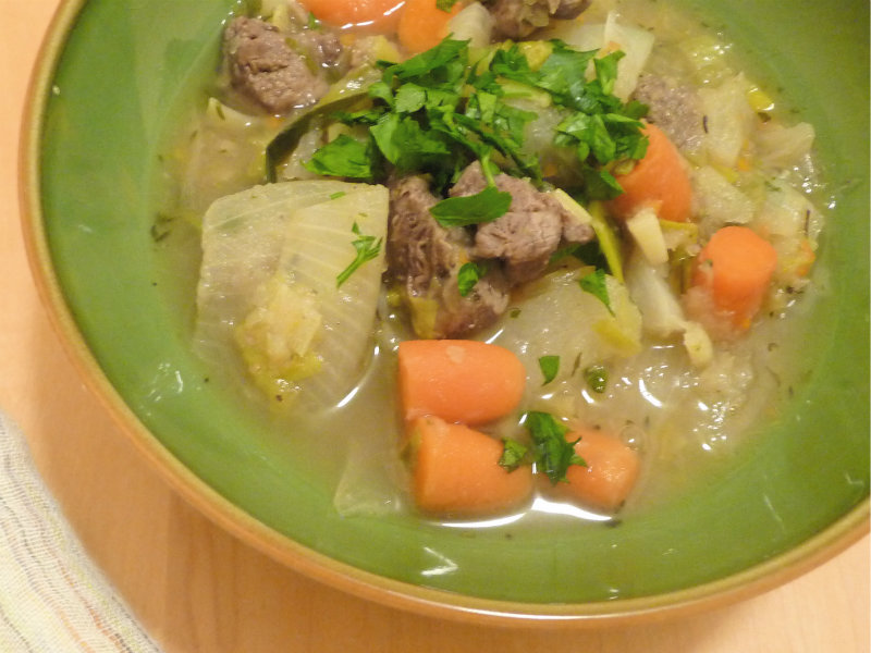 Herbed Lamb Stew picture